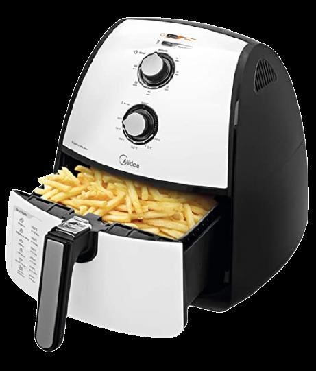 Air Fryer Midea: Review completo [Leia Antes de Comprar]