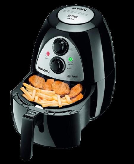 Fritadeira Elétrica Air Fryer Mondial Naf-03