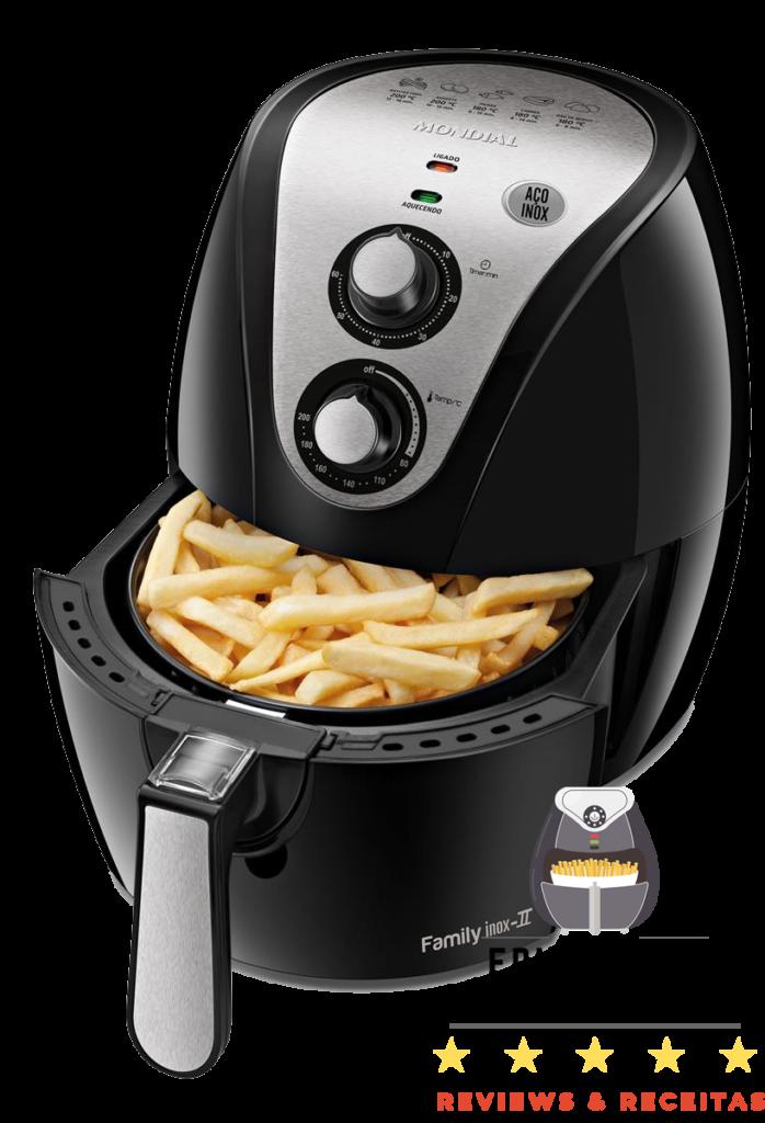 Air Fryer Mondial Grand Family vale a pena? É boa mesmo?