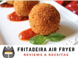 Bolinho de Arroz na Airfryer – Receitas, Dicas e Modo de Preparo