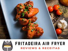 Frango a Passarinho na Airfryer: Aprenda como Preparar essa Delícia!
