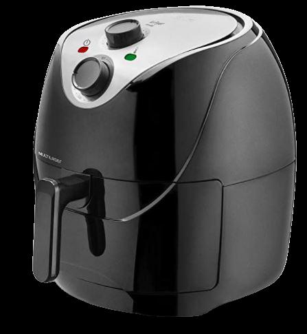 Fritadeira Elétrica Multilaser Air Fryer 6,5 L